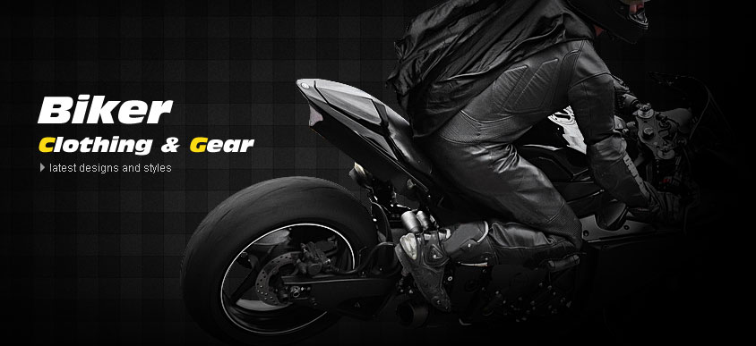 Biker Clothing & Gear